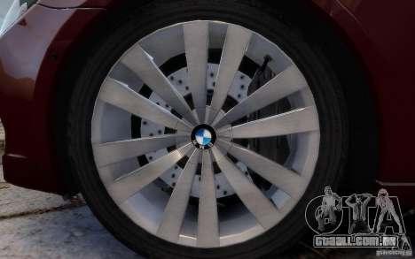 BMW 760Li 2011 para GTA 4