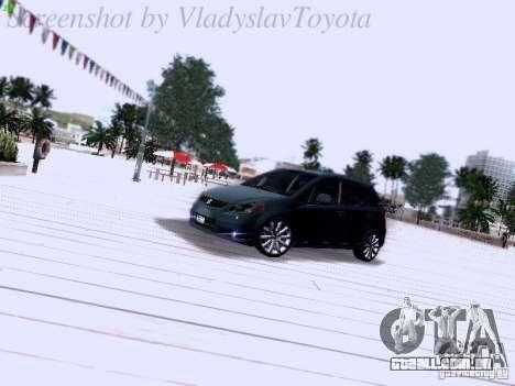 Suzuki SX4 Sportback 2011 para GTA San Andreas esquerda vista