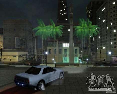 ENBSeries by LeRxaR v1.5 para GTA San Andreas por diante tela