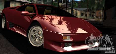 ENBSeries RCM para o PC fraco para GTA San Andreas