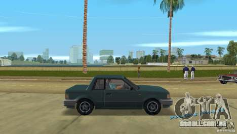 Manana HD para GTA Vice City vista direita