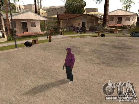Hood para GTA San Andreas