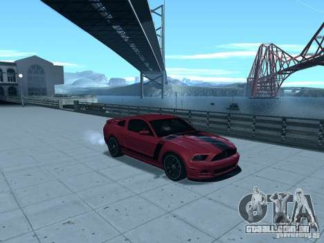 ENB Series By Raff-4 para GTA San Andreas sexta tela