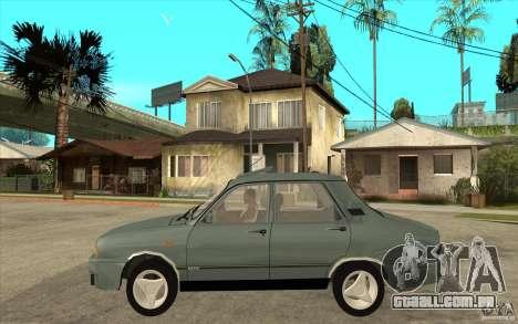 Dacia 1310 L Custom-RK para GTA San Andreas esquerda vista