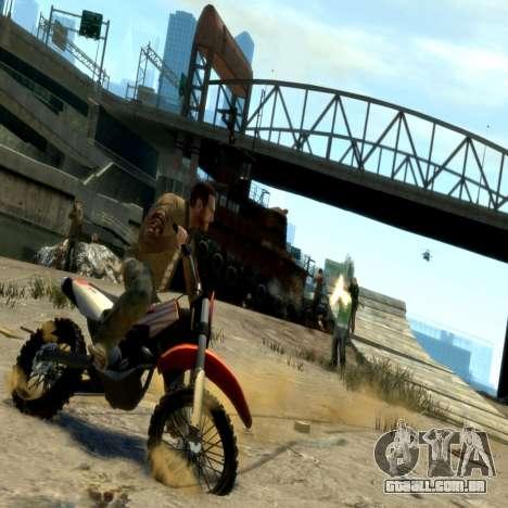 Novas telas de carregamento para GTA 4 por diante tela