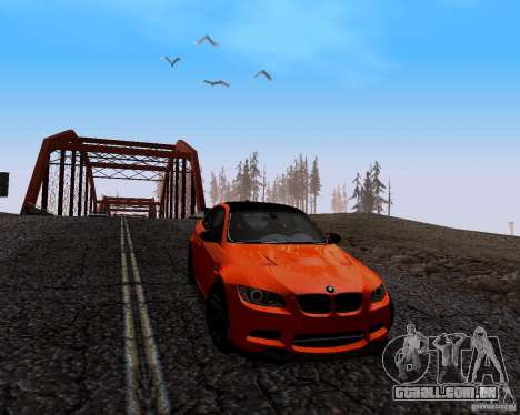 Real World v1.0 para GTA San Andreas segunda tela