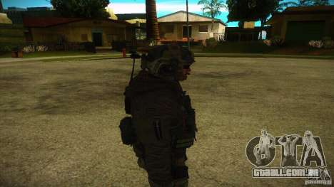Sandman para GTA San Andreas terceira tela