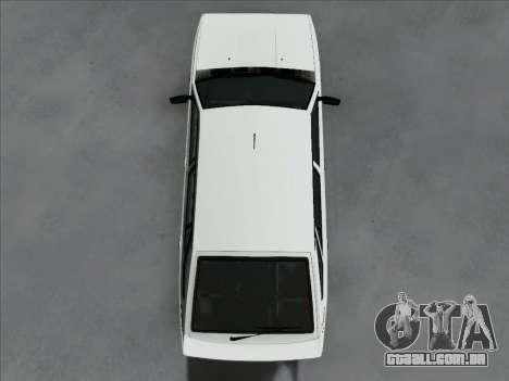 FSO Polonez Caro Orciari 1.4 GLI 16v para GTA San Andreas vista interior