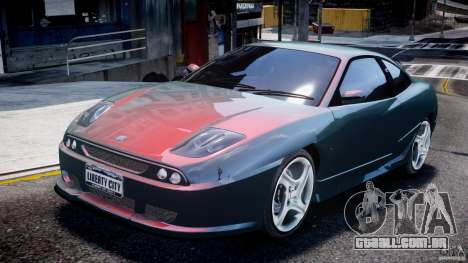 Fiat T20 Coupe para GTA 4