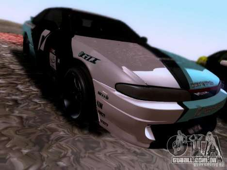Nissan Silvia S14 Matt Powers v4 2012 para GTA San Andreas