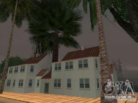 O mistério das ilhas tropicais para GTA San Andreas