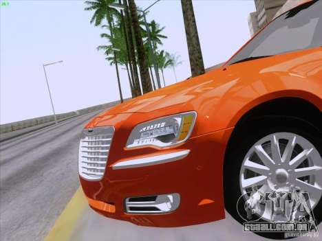 Chrysler 300 Limited 2013 para GTA San Andreas