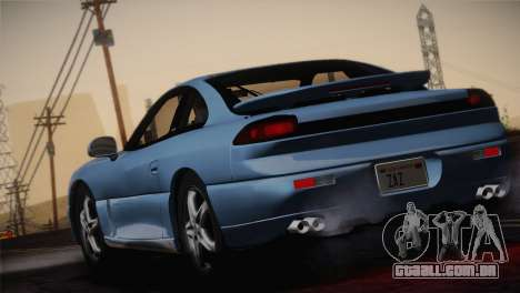 Dodge Stealth RT Twin Turbo 1994 para GTA San Andreas vista interior