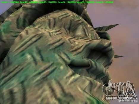 Estátua da liberdade 2013 para GTA San Andreas décimo tela