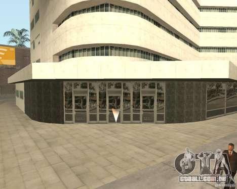 Banco em Los Santos para GTA San Andreas