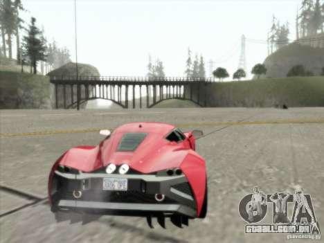 ENBSeries v1.3 para GTA San Andreas oitavo tela