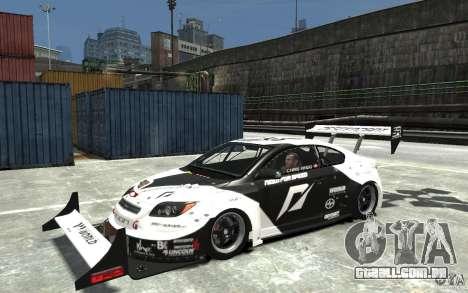 Scion tC AWD V1.0 para GTA 4