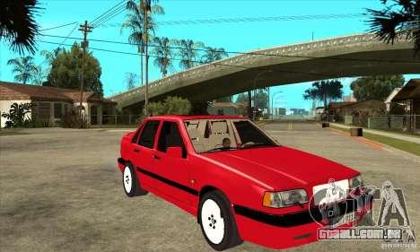 Volvo 850 Turbo para GTA San Andreas vista traseira