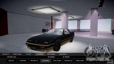 Auto Show 1.0.0 para GTA 4 segundo screenshot