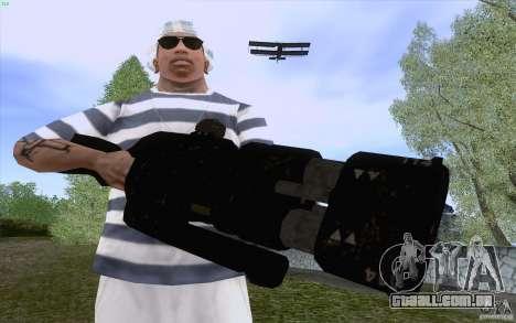 Braços de F.E.A.R. para GTA San Andreas