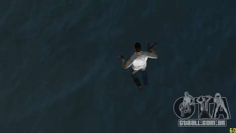 Cleo Parkour v4 para GTA Vice City quinto tela