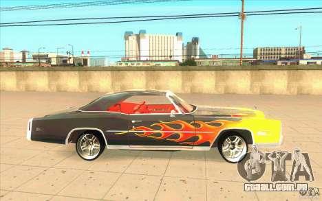 Arfy Wheel Pack 2 para GTA San Andreas twelth tela