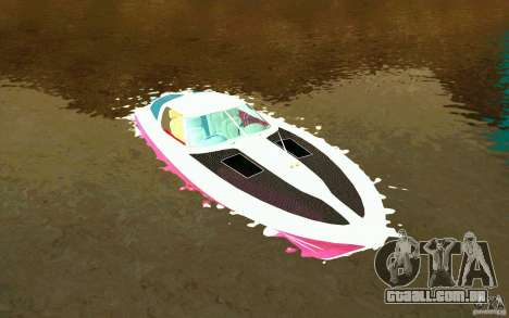 Mamba Speedboat para GTA San Andreas