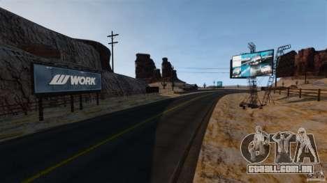 Ambush Canyon para GTA 4 décimo tela