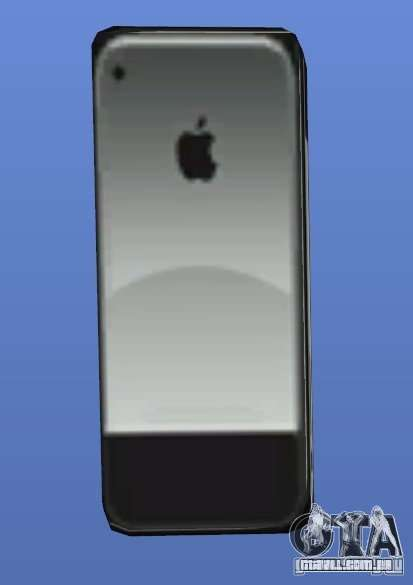 IPhone para GTA 4 segundo screenshot