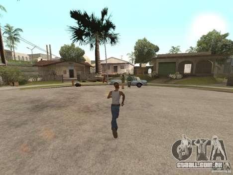 Awesome .IFP V3 para GTA San Andreas sexta tela