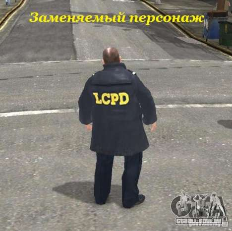 Ultimate NYPD Uniforms mod para GTA 4 décimo tela