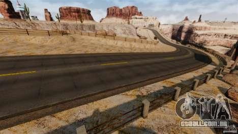 Ambush Canyon para GTA 4 oitavo tela