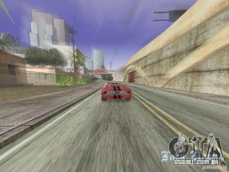 Bullet HQ para GTA San Andreas vista direita