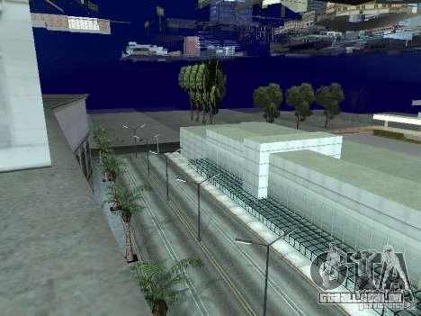 Grande país-Grèjtlènd v 0.1 para GTA San Andreas twelth tela