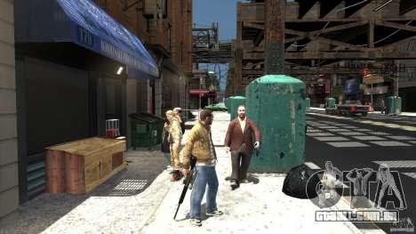 PSG1 (Heckler & Koch) para GTA 4 segundo screenshot