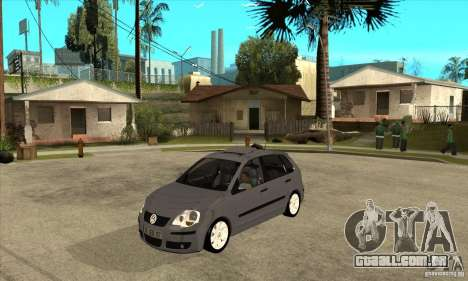 Volkswagen Polo 2008 para GTA San Andreas