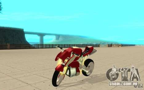 New NRG Standart version para GTA San Andreas