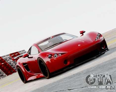 Ascari A10 2007 v2.0 para GTA 4