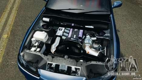 Nissan Silvia S15 JDM para GTA 4 vista lateral
