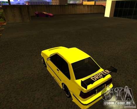 GTA VI Futo GT custom para GTA San Andreas esquerda vista