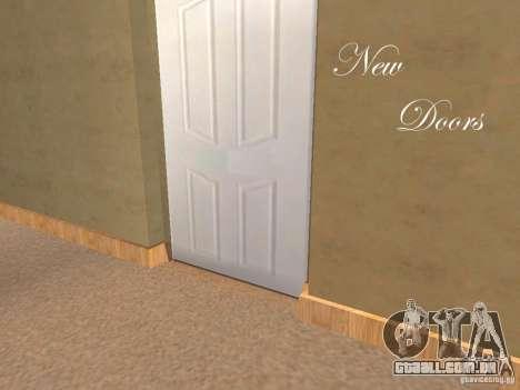 CJ Total House Remodel V 2.0 para GTA San Andreas por diante tela
