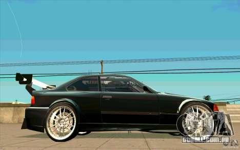 NFS:MW Wheel Pack para GTA San Andreas sexta tela
