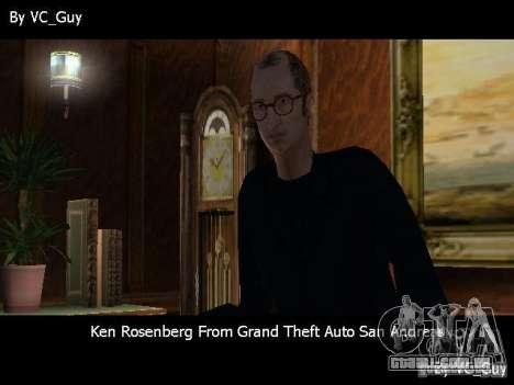 SA Characters para GTA Vice City segunda tela