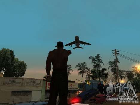 Hydra em 4-estrelas para GTA San Andreas