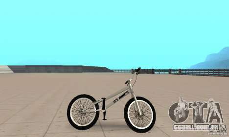Bicicletas BMX de CS para GTA San Andreas