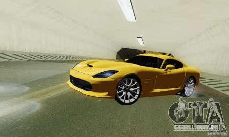 ENBSeries by dyu6 v6.5 Final para GTA San Andreas quinto tela