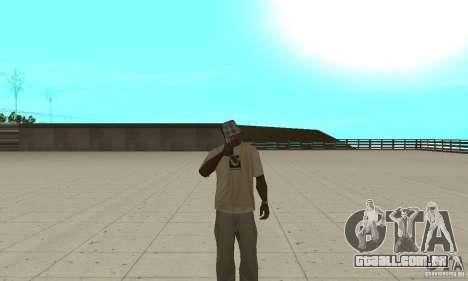 VIP TAXI para GTA San Andreas