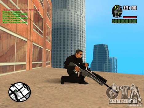 Gun Pack by MrWexler666 para GTA San Andreas quinto tela