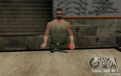 Barreta M9 and Barreta M9 Silenced para GTA San Andreas terceira tela