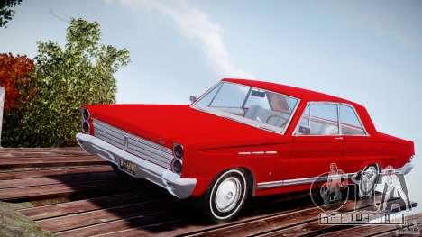 Ford Mercury Comet 1965 [Final] para GTA 4